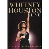 Whitney Houston - Live: Her Greatest Performances (DVD, 2014)