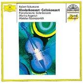 Schumann, Robert - SCHUMANN Klavierkonzert Cellokonzert