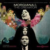 Soundtrack - Morgiana & The Cremator  / Morgiana & Spalovač mrtvol (Music From The Films By Juraj Herz, 2013)
