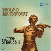 Nikolaus Harnoncourt - Johann Strauss II: Box (Limited)