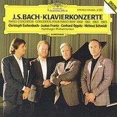 Christoph Eschenbach - BACH Konzerte 2,3,4 Klaviere Eschenbach