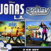 Ost/Disney - Jonas l.a.+Sunny With a Chan