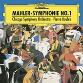 Boulez, Pierre - MAHLER Symphonie No. 1 Boulez