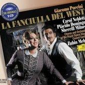 Puccini, Giacomo - PUCCINI La fanciulla del West / Mehta