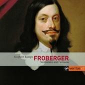 Siegbert Rampe - Froberger Works for Harpsichord