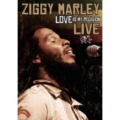 Ziggy Marley - Love Is My Religion: Live (DVD, 2008)