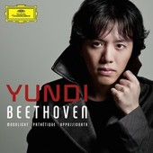 Beethoven, Ludwig van - BEETHOVEN Pathétique,Moonlight,Appassionata/ Yundi