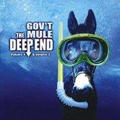 Gov't Mule - Deep End Vol.1 & 2/3CD
