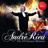 André Rieu - 100 Greatest Moments (2CD, 2008)