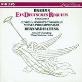 HAITINK/WPH - Brahms: Ein Deutsches Requiem/Schicksalslied - Jan