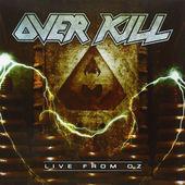 Overkill - Live From Oz (RSD 2013) - 10'' Vinyl