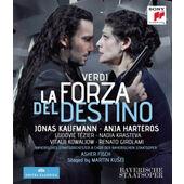 Giuseppe Verdi / Asher Fisc - Síla osudu - Kompletní opera (Blu-ray, 2016)