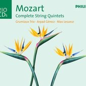 Mozart, Wolfgang Amadeus - Mozart The 6 String Quintets Arthur Grumiaux/Arpad
