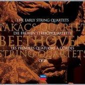 Beethoven, Ludwig van - Beethoven 6 String Quartets, op.18 Takács Quartet