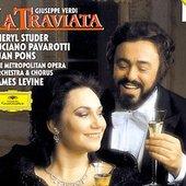 Verdi, Giuseppe - VERDI La Traviata Levine