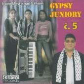 Gipsy Juniory č. 5 - Nové Město Nad Váhom (2000)