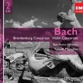 Yehudi Menuhin - Bach: Brandenburg Concertos - Violin Concertos