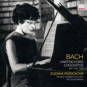Johann Sebastian Bach / Zuzana Růžičková - Bach: Cembalové Koncerty (2CD, 2017)