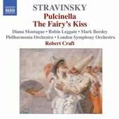 Igor Stravinsky - Stravinsky: Pulcinella; The Fairys Kiss