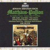 Janet Baker - BACH St. Matthew Passion Richter/Mathis