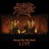 King Diamond - Songs For The Dead Live (CD+2DVD, 2019)