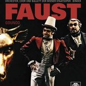 Gounod, Charles - GOUNOD Faust Binder DVD-VIDEO