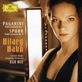 Hilary Hahn - HILARY HAHN / PAGANINI, SPOHR Violin Concertos
