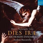 Abchordis Ensemble, Andrea Buccarella - Dies Irae - Duchovní A Instrumentální Italská Hudba 18. Století (Edice 2018)