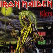 Iron Maiden - Killers (Limited) - 180 gr. Vinyl