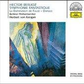 Berlioz, Hector - BERLIOZ Symphonie fantastique Karajan