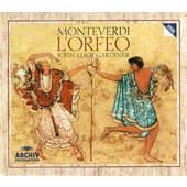 Claudio Monteverdi - Orfeus (Edice 1987)