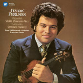 Itzhak Perlman - Paganini: Violin Concerto No. 1 / Sarasate: Carmen Fantasy