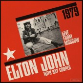 Elton John With Ray Cooper - Live From Moscow (2020) - Vinyl