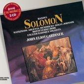 Handel, Georg Friedrich - Handel Solomon Watkinson/Argenta/Hendricks