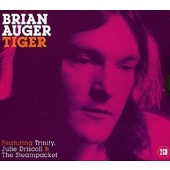 Brian Auger Featuring Trinity, Julie Driscoll & The Steampacket - Tiger (2CD, 2007)