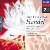 Handel, Georg Friedrich - The essential Handel Marriner/Hogwood