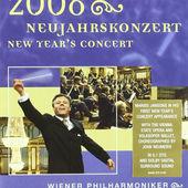 Vídenští Filharmonici - Novoroční Koncert 2006 (DVD)