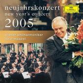 Vídenští Filharmonici - Novoroční Koncert 2005 (SACD)