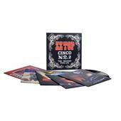 ZZ Top - Cinco: The Second Five LPs (5LP BOX, 2018) – 180 gr. Vinyl