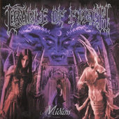 Cradle Of Filth - Midian (Edice 2006)