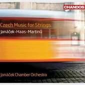 Janáček Chamber Orchestra - Czech Music For String/Janáček, Haas, Martinů