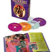 Jimi Hendrix Experience - Jimi Hendrix Experience (BOX, 2015) DVD OBAL