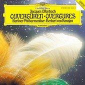 Offenbach, Jacques - OFFENBACH Ouvertüren Karajan