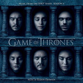 Soundtrack - Game Of Thrones 6/Hra O Trůny 6 (Limited Coloured, Reedice 2018) - 180 gr. Vinyl
