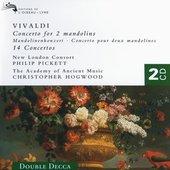 Vivaldi, Antonio - Vivaldi Concerto for 2 mandolins New London Consor