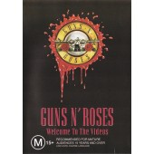 Guns N' Roses - Welcome To The Videos (DVD, 2003)