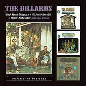 Dillards - Back Porch Bluegrass/Live Almost/Pickin' And Fiddin'