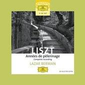 Liszt, Franz - LISZT Années de pèlerinage  Berman