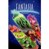 Film/Animovaný - Fantazie 2000 / Fantasia 2000 (Videokazeta)