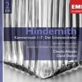 Claudio Abbado - Hindemith: Kammermusik 1-7 & Der Schwanendreher